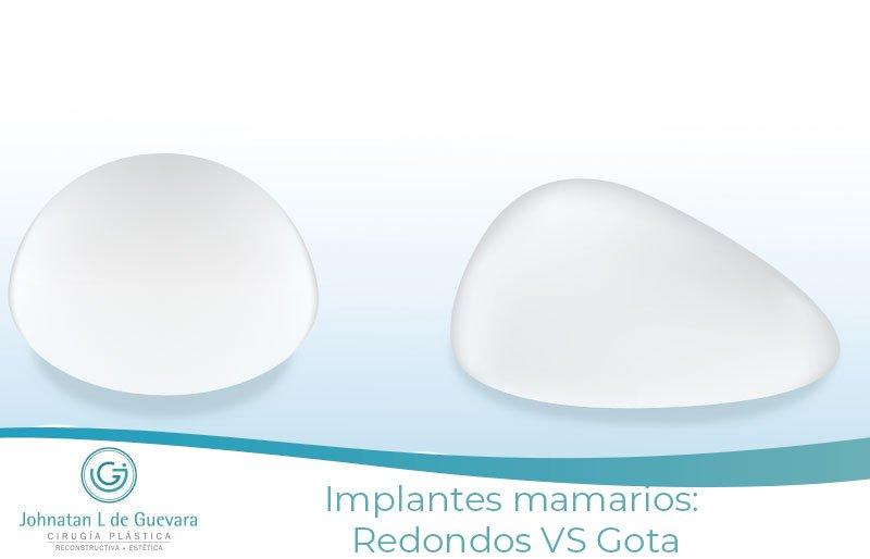implantes mamarios redondos