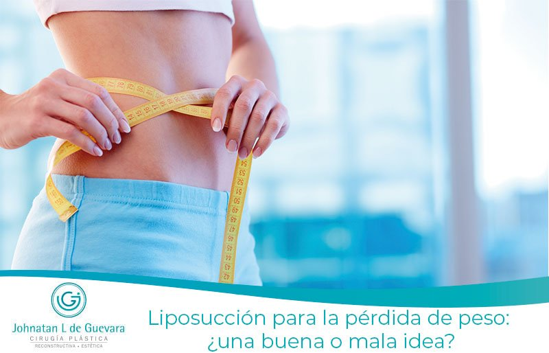 liposuccion perdida de peso