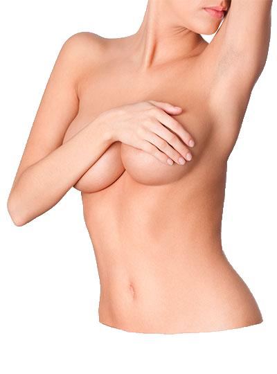 mamoplastia de aumento bogota